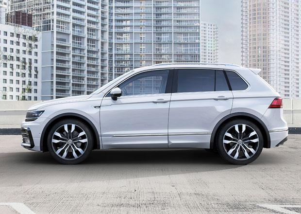 Volkswagen Tiguan 2.0 BiTDI lze objednávat. Stojí jako luxusní SUV