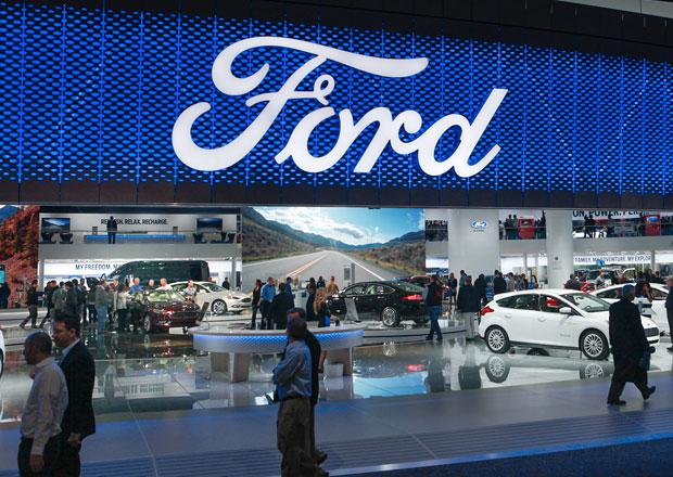 Ford bude chybět na pařížském autosalonu, není to ideální místo na premiéru