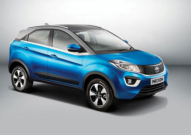 Tata Nexon: Malé SUV míří po dvou letech do série