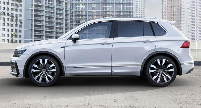 Volkswagen Tiguan 2.0 BiTDI lze objedn�vat. Stoj� jako luxusn� SUV