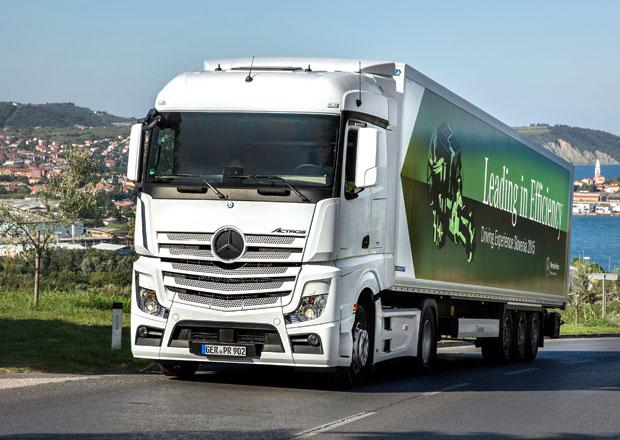 Mercedes-Benz Actros OM 471/II: Více účinnosti
