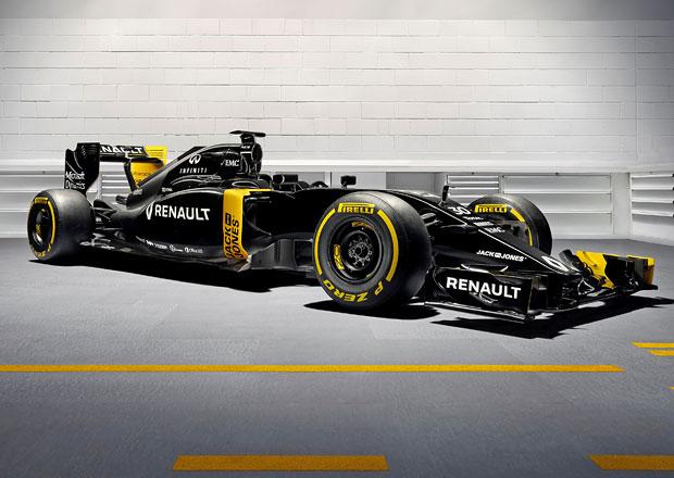 Renault R.S.16: Oficiální fotky nové formule!