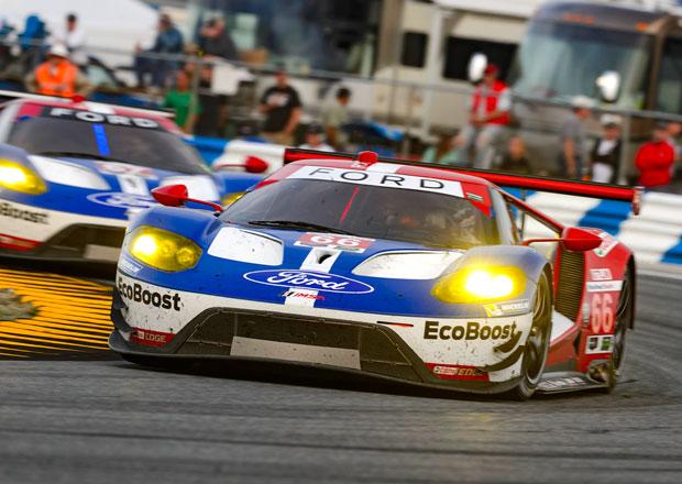 Ford GT: V Le Mans budou startovat čtyři vozy