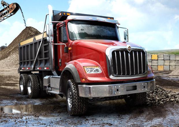 International Truck uvádí novou řadu HX (+video)