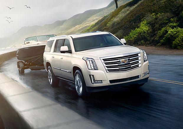 Cadillac Escalade bude ještě luxusnější, zůstane ale na rámu