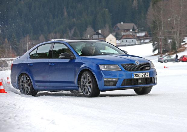 Alpami se škodovkami 4x4: Zima volá všechna kola
