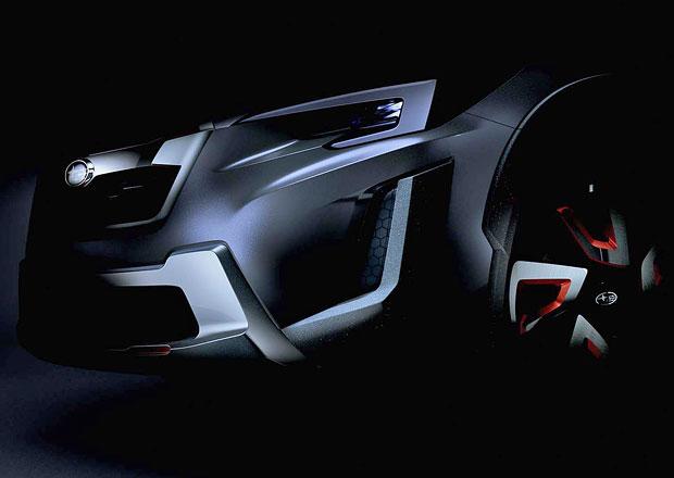 Subaru XV: Druhou generaci naznačí Ženeva