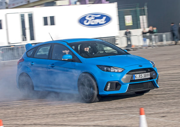 Ford Focus RS: �ty�i f�ze �t�st�