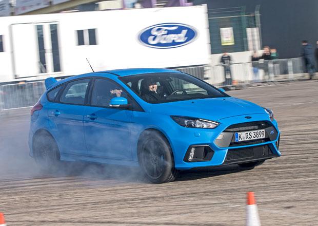 Ford Focus RS: Čtyři fáze štěstí