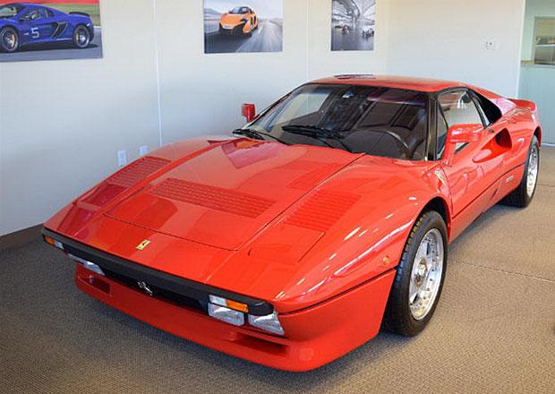 Ferrari 288 GTO: Na po��zen� modern� klasiky dnes 60 milion� korun nesta��