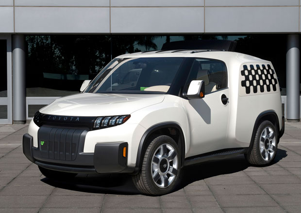 Toyota U2 Urban Utility: Chystaj� Japonci kompaktn� dod�vku?