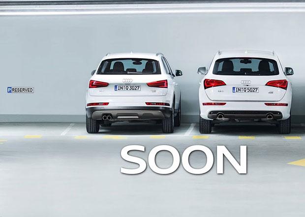 Audi nás připravuje na ženevskou premiéru malého SUV Q2
