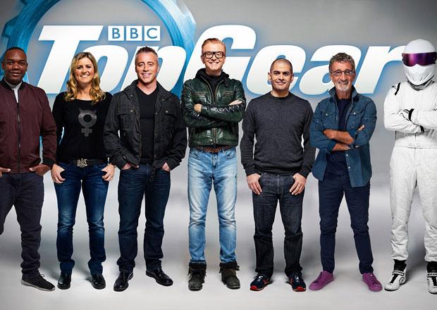 Potvrzeno: LeBlanca a Evanse v novém Top Gearu doplní i Chris Harris a Sabine Schmitz