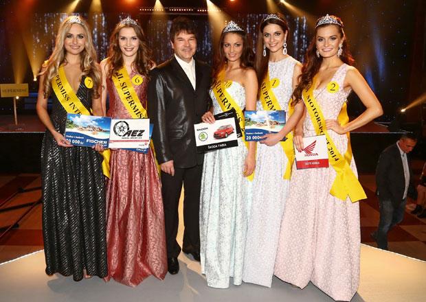 Miss Motorsport a Supermiss 2015: Casting finalistek startuje u� 27. �nora