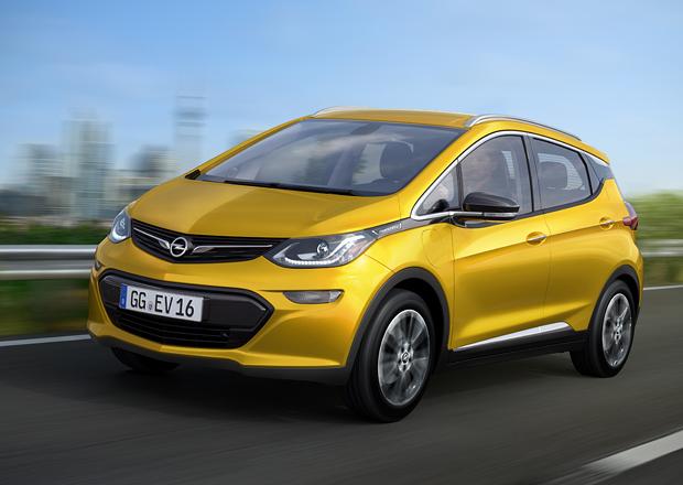 Opel Ampera se v druh� generaci st�v� tradi�n�m elektromobilem