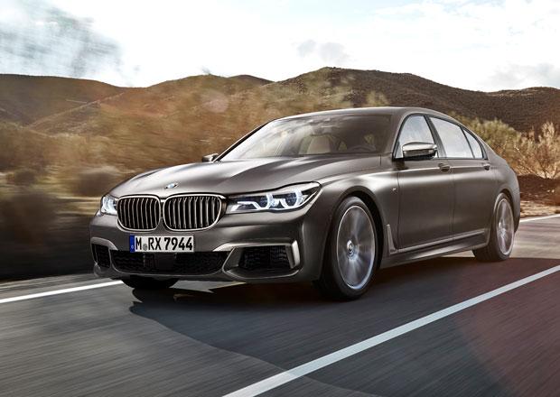 BMW M760Li xDrive: Pekelně rychlá dvanáctiválcová limuzína s 600 koňmi