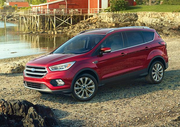 Novinky Fordu pro rok 2016: Edge, Kuga a nové luxusní modely Vignale