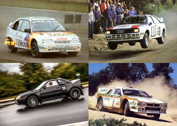 Konec bestií skupiny B v rallye: Krátká, ale slavná éra dospěla do finiše před 30 lety
