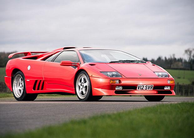 Lamborghini Diablo SV (1999): Rudý ďábel za necelých 6 milionů korun