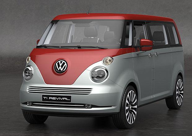Volkswagen T1 Revival: Vzpomínka na jedničku