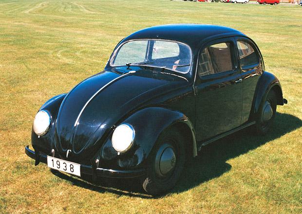 Speciálně upravený VW Brouk měl pomoct se špehováním SSSR