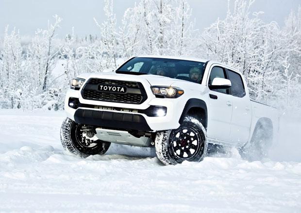 Toyota Tacoma TRD Pro: Dravec bez výkonu (+video)