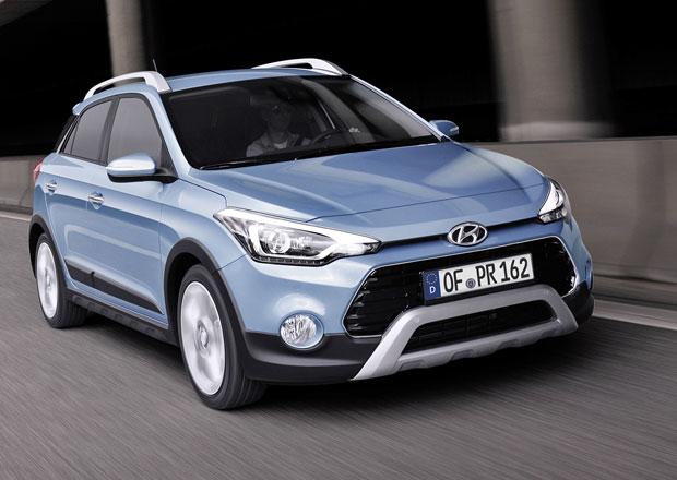 Hyundai i20 Active: Oplastovaná i20 stojí nejméně 369.990 Kč