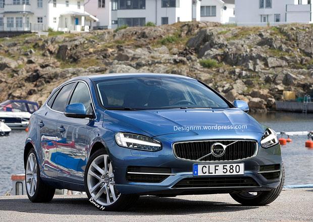 Volvo v Ženevě ukáže dvě světové premiéry: Novou V90 a modernizovanou V40
