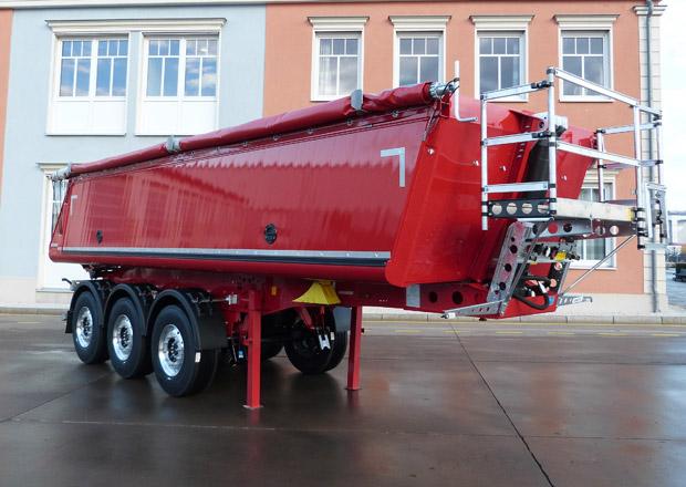 Schmitz Cargobull S.KI: Novinka s tepelnou izolací korby