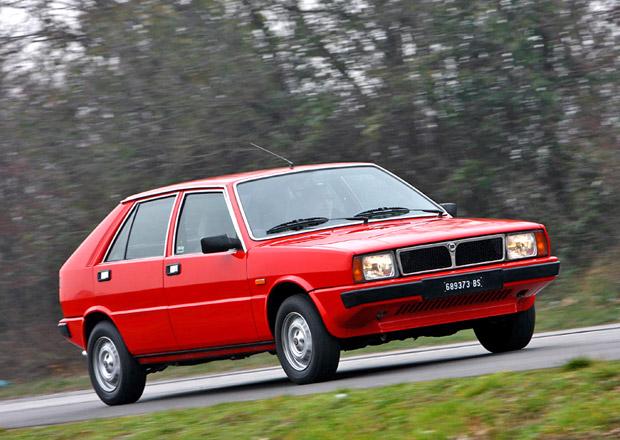 Evropské Automobily roku: Lancia Delta (1980)