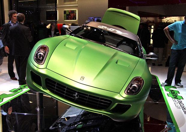 Ferrari chyst� dal�� hybridn� modely