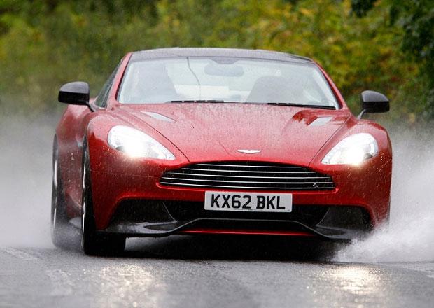 Aston Martin Vantage a Vanquish: Nástupci dorazí do roku 2018