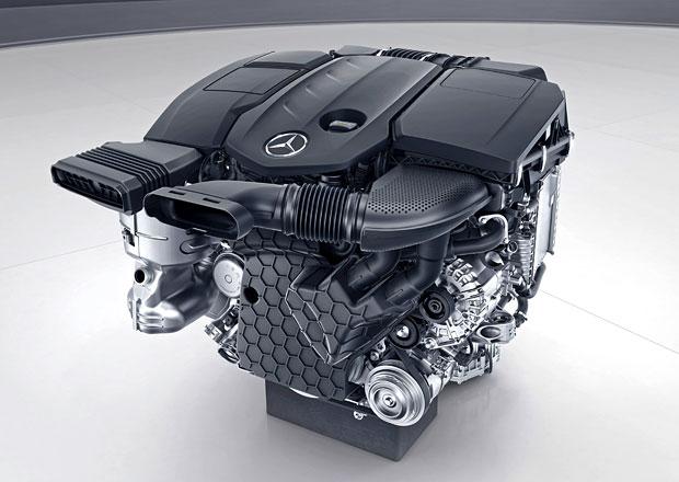 Naftová revoluce u Mercedesu: Nastupuje nový dvoulitr!