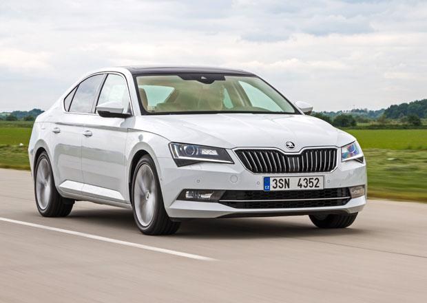 Autem roku 2016 v České republice se stala Škoda Superb!