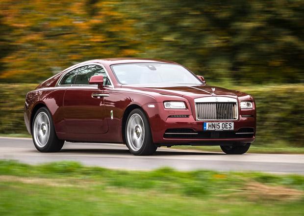 Rolls-Royce Wraith: Duchovní záležitost
