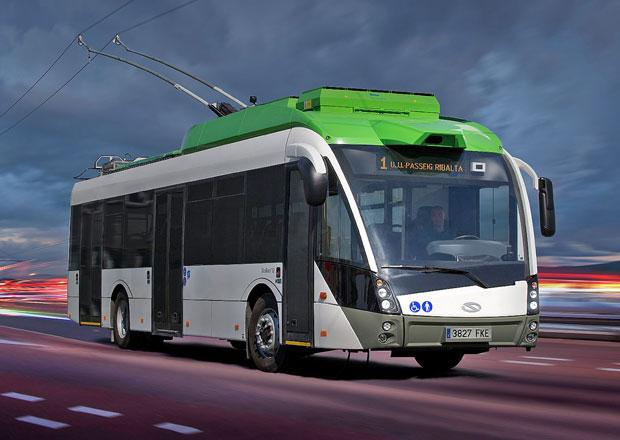 �koda Electric Castellon: Trolejbus pro �pan�lsko