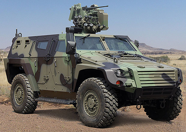 Otokar Cobra II: Taktické obrněné vozidlo z Turecka