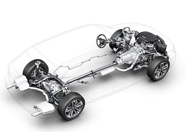 Audi quattro ultra: Vylepšená ingolstadtská čtyřkolka