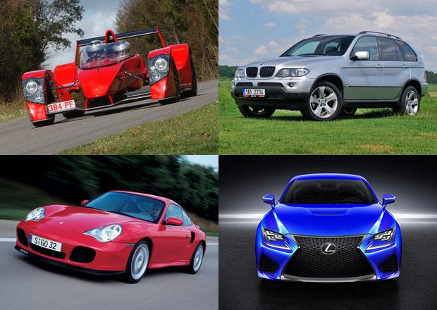 Tohle jsou nejhorší auta podle Jeremyho Clarksona. Souhlasíte?