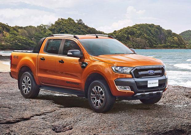Ford Ranger Raptor: Ostrý pick-up není vyloučen