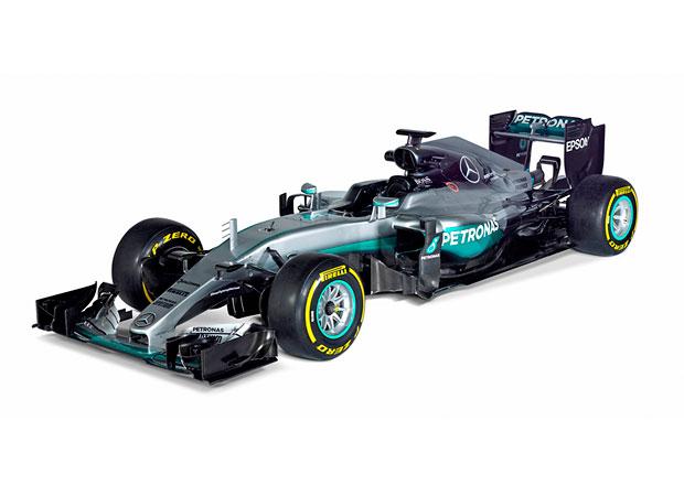 T�my F1 odhalily sv� zbran� pro sez�nu 2016