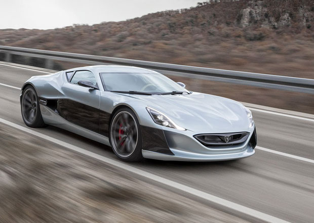 Rimac Concept One: Elektro-supersport se vrací (+video)