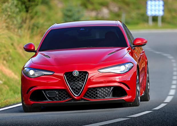 Alfa Romeo Guilia: Běžné verze se představí v Ženevě