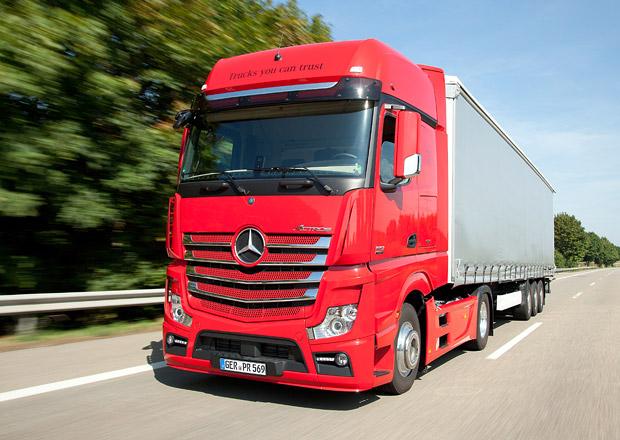 Mercedes-Benz: Užitková vozidla a palivo HVO
