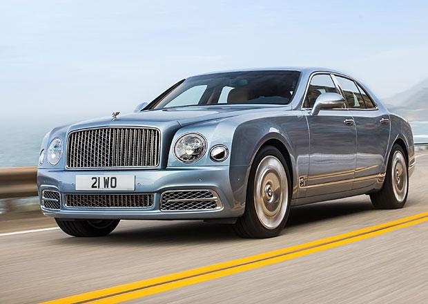 Bentley Mulsanne: Aristokrat s okřídleným B dostal prodlouženou verzi