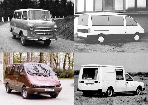 Seriál: Zapomenuté prototypy Škoda. Sázka na velký prostor