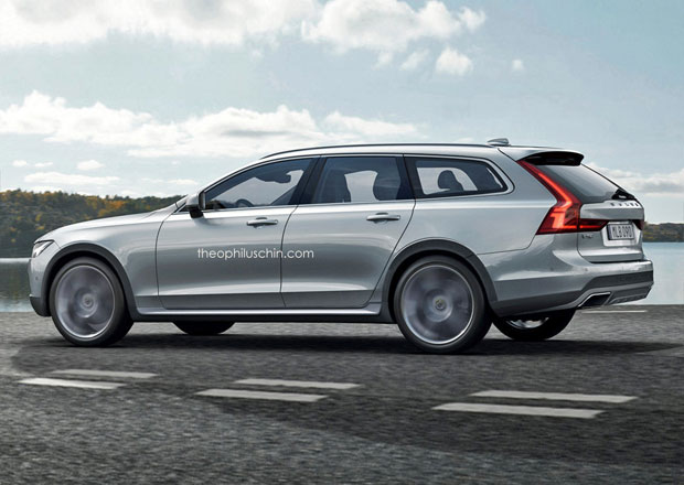 Volvo XC70: Bude takhle vypadat n�stupce?