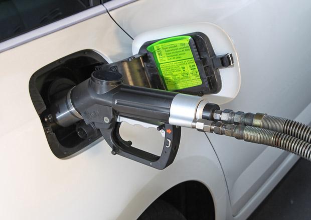 Prodej aut na zemní plyn loni v ČR vzrostl o 90 procent na 3242
