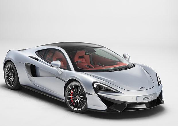 McLaren roz�i�uje nab�dku, 570 GT l�k� na velk� kufr a ti��� v�fuk