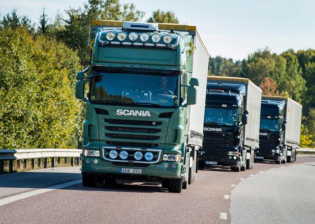 Scania a Ericsson testují 5G síť